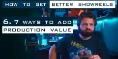 7 Ways to Add Pruduction Value