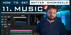 Music in Made from Scratch Showreels