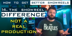 The Showreel Difference