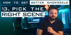 Pick The Right Scene
