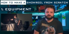 Showreel From Scratch – Episode 1: Equipment