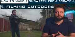 Showreel From Scratch – Episode 4: Filming Outdoors
